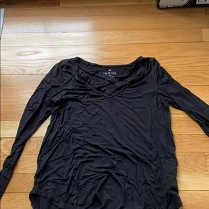American Eagle soft and sexy long sleeve shirt.